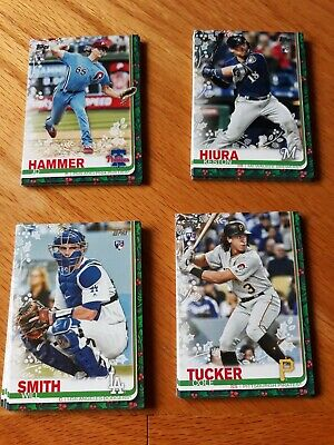 2019 Topps Holiday Rookie Cards *You Pick From List*