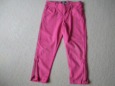 Girls Bright Pink Trousers - Age10-11 - M&S - Limited Collection