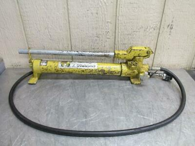 Enerpac P-70 Hydraulic Hand Pump for Jack & Hose