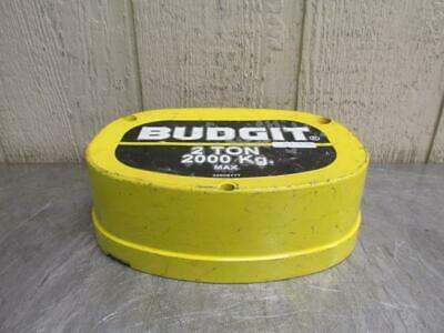 Budgit 32908777 Electric Chain Hoist End Cap Cover 2 Ton 4000 Lbs