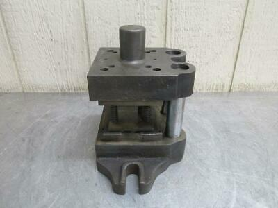 "Danly ?? Punch Press Precision Back Post Die Set 5-1/2"" x 4-3/4"""