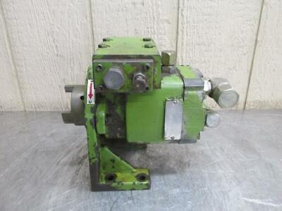 Parker PVP-PSFF-10-HRK Hydraulic Variable Displacement Axial Piston Pump