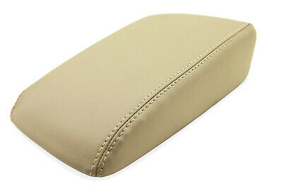 Center Console Armrest Real Leather Cover Acura CL For 01-03 Beige