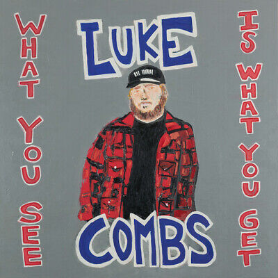 What You See Is What You Get - Luke Combs (CD New)