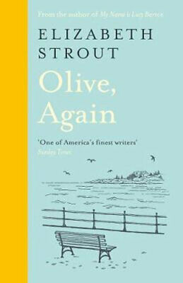 NEW Olive, Again By Elizabeth Strout Hardcover Free Shipping