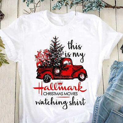 This is my Hallmark Christmas Movies Watching Shirt T-Shirt