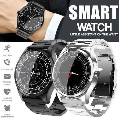 Bluetooth Smart Watch HD Touch Display Men Women For Android iOS Fitness Tracker