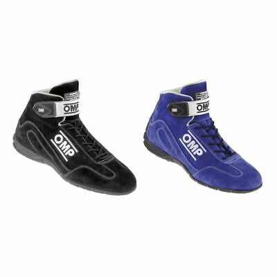 OMP FIA Approved Fireproof Co-Driver/Mechanics Water Resistant Boot