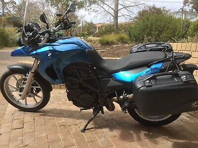 BMW F650GS in excellent condition