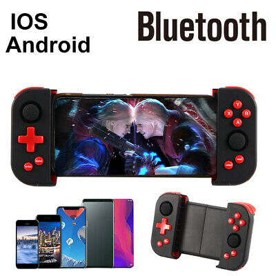 Wireless Bluetooth Gamepad Gaming Handle Controller For Android IOS US SHIPPING