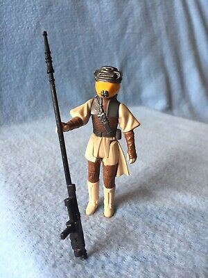 Star Wars Vintage Leia Boushh Disguise NM Complete 1983 ROTJ