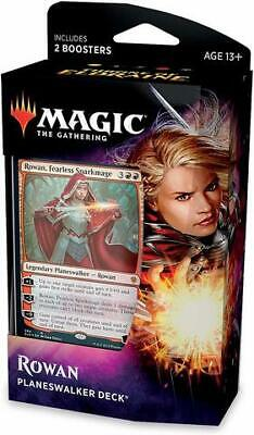 MTG Magic The Gathering Throne of Eldraine Planeswalker Deck Rowan
