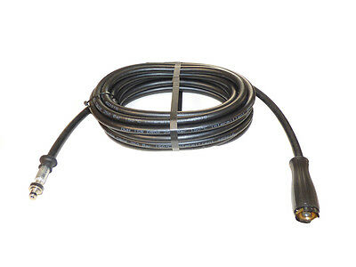10m High Pressure Hose 250bar for Kärcher pro HD Hds M22 IG - 11mm Nipple Socket