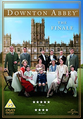 Downton Abbey-The Finale Dvd New