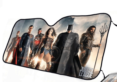 Dc Comics -Justice League Movie Car Shade