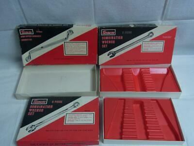 Lot of 3 Snap On Tools Set Storage Box With Insets SPP-425 217-1