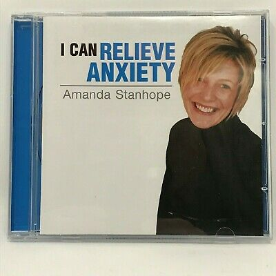I Can Relieve Anxiety Hypnotherapy CD