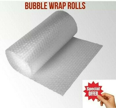 *SPECIAL OFFER* Bubble Wrap Rolls Void Fill Packaging Small Bubbles Protective