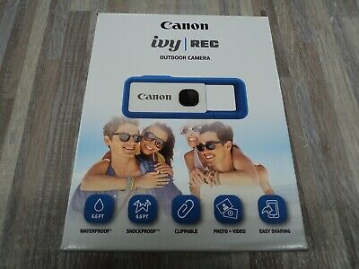 Canon IVY REC 13MP Full HD Outdoor Camera Brand New, Sealed