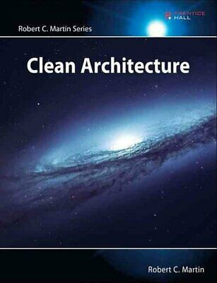 Clean Architecture A Craftsman's Guide to Software Structure an... 9780134494166