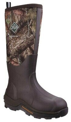 Muck Boot Woody Max Rubber Insulated Men's Hunting Boot Size 5-15 Mossy Oak