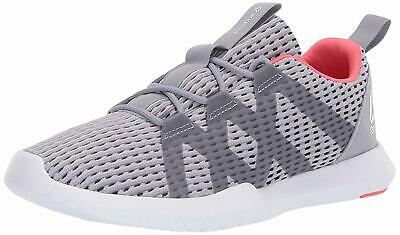 Reebok Women's Reago Pulse Cross Trainer, Grey, Size 8.5 vUGI