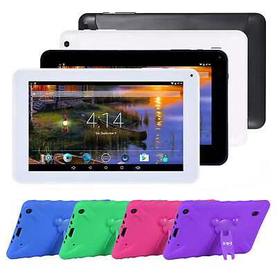 XGODY 9 inch Android 6.0 Tablet PC 1+16GB Quad Core Dual Camera WIFI Bundle Case