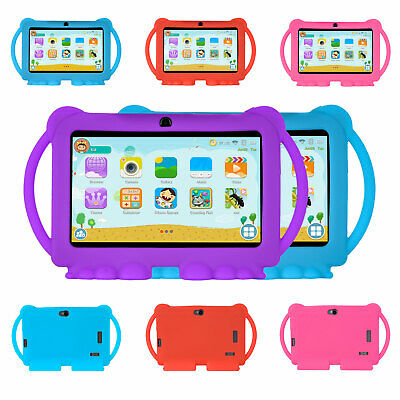 XGODY Android 8.1 7 Inch 16GB Quad Core Tablet PC Dual Camera For Kids Children