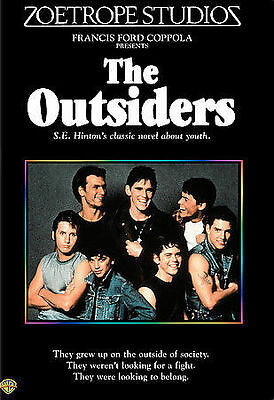 The Outsiders (DVD, 2008) BRAND NEW SEALED