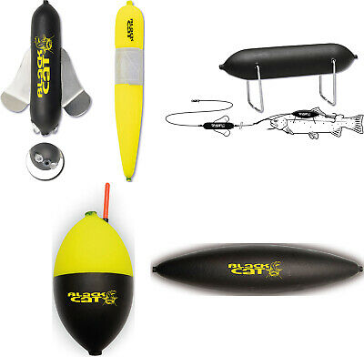 Black Cat 40g Propeller U-Pose U Pose Wels Waller Wallerpose Welspose