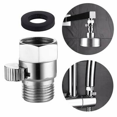 Brass Body Flow Control And Shut Off Valve For Shower Head