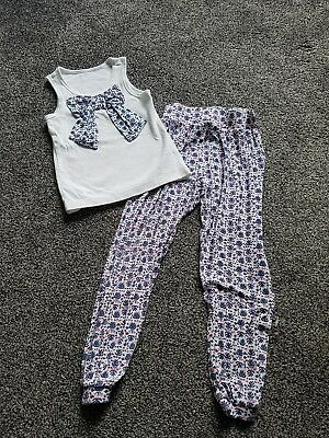 girls summer outfit 4 years