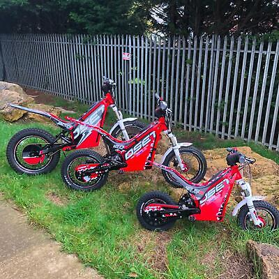 OSET 12.5 0cc 600w 24v RACING ELECTRIC Trials Bike From £49 per month !