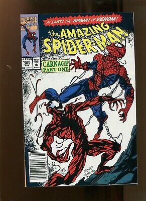 Amazing Spiderman #361 (Nm-) First Carnage 1992