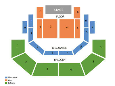 George Strait Austin 11/25 ACL Live Moody Theater 1-4 tickets balcony 2