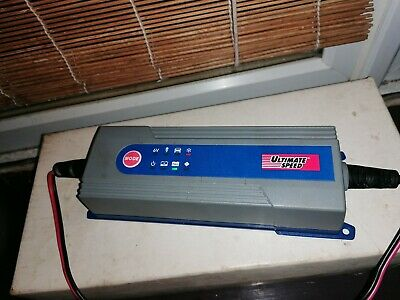 ULTIMATE SPEED ULG GERMAN FULL LOGIC Car Motorcycle Lead Acid Battery Charger