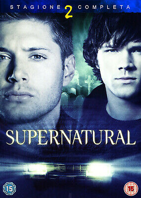 Supernatural - Stagione 2 Completa In Italiano (8 DVD)