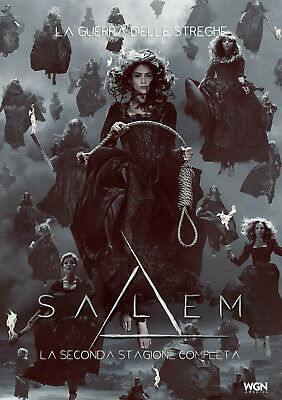 Salem - Stagione 2 Completa In Italiano (5 DVD)