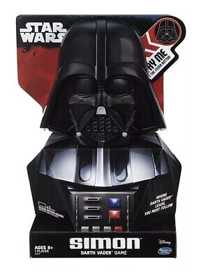 Hasbro Simon Star Wars Darth Vader Game New, Free Shipping