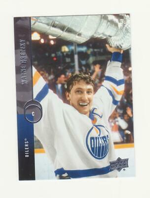 2019-20 Series 1 Wayne Gretzky 30 Years Of Upper Deck Pick From List (19-20) UD