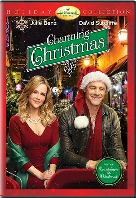 CHARMING CHRISTMAS New Sealed DVD Hallmark Channel Holiday Collection