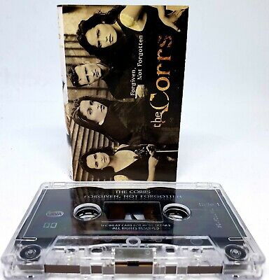 The Corrs - Forgiven, Not Forgotten - Australian Cassette