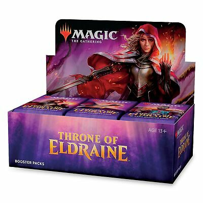 Magic: The Gathering Throne of Eldraine 36 Booster PKS FREE 1 DAY DELIVERY