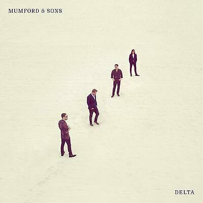 Mumford & Sons - Delta (2018) ... Brand New and Factory Sealed CD