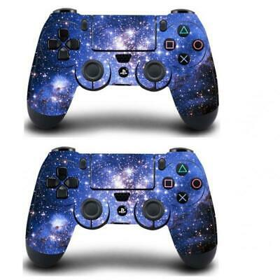 Galaxy Vinly Skin Controller Sticker for Sony PlayStation PS4 Dualshock 4