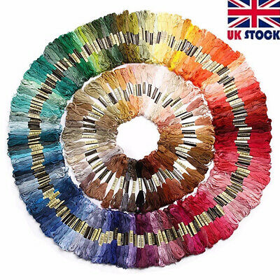447pcs  Artcross Stitch Cotton Sewing Skeins Embroidery Thread Floss Kit Set Hot