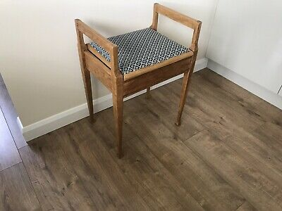Antique Victorian/Edwardian Piano Stool