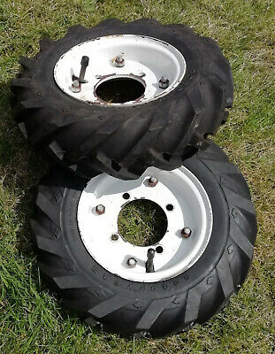 Agricultural / Plant wheels 3.00-6/12/3