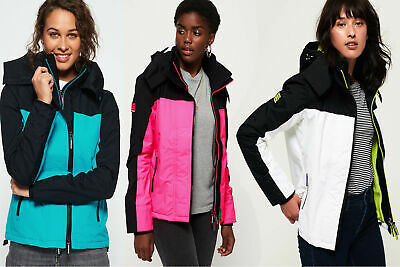 Superdry Hooded Arctic Pacific SD-Windcheater Jacket