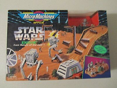 Star Wars Micro Machines Endor from Return of the Jedi NEW SEALED Galoob